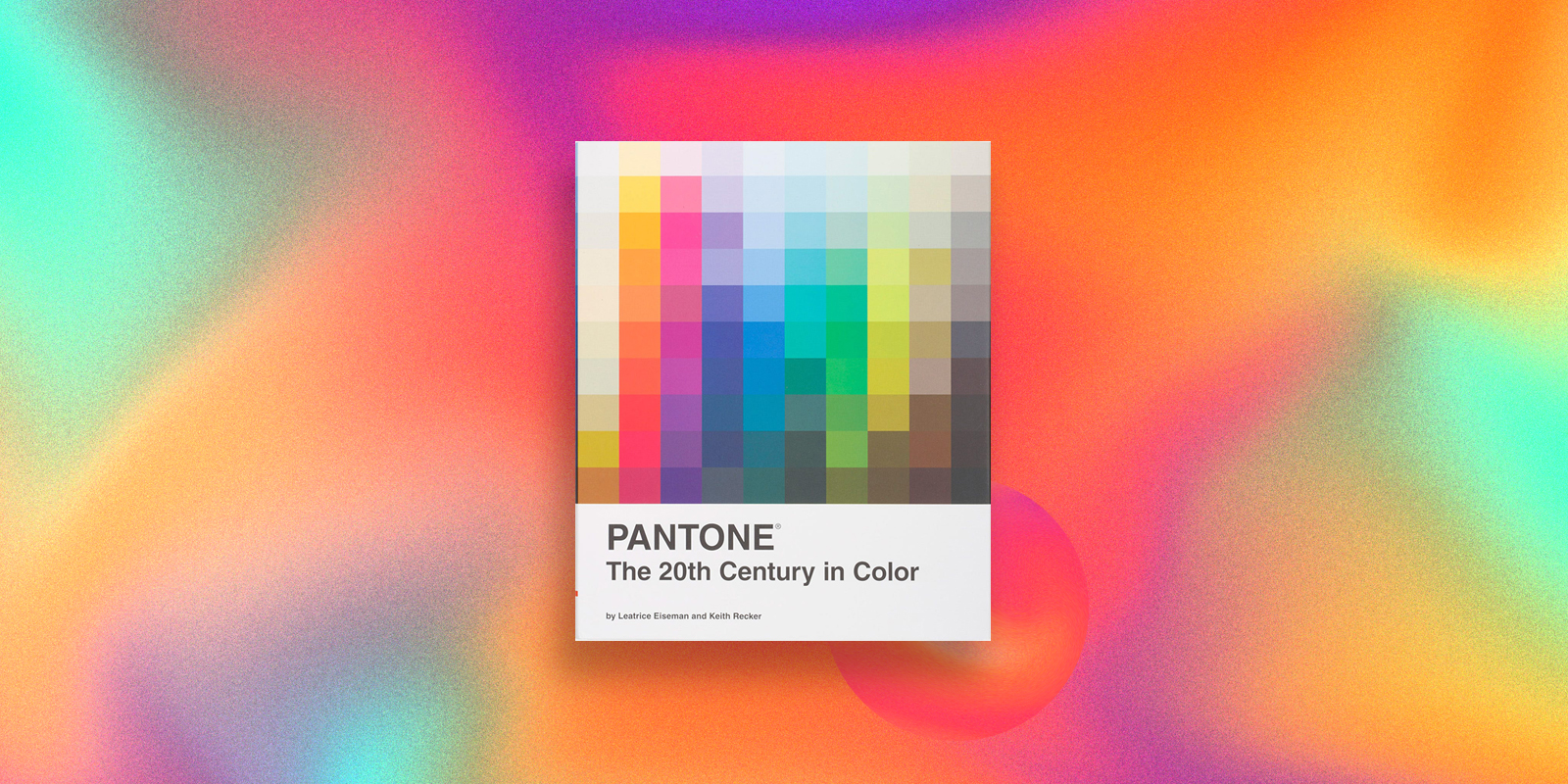 PANTONE The 20th Century Best Color Theory Books
