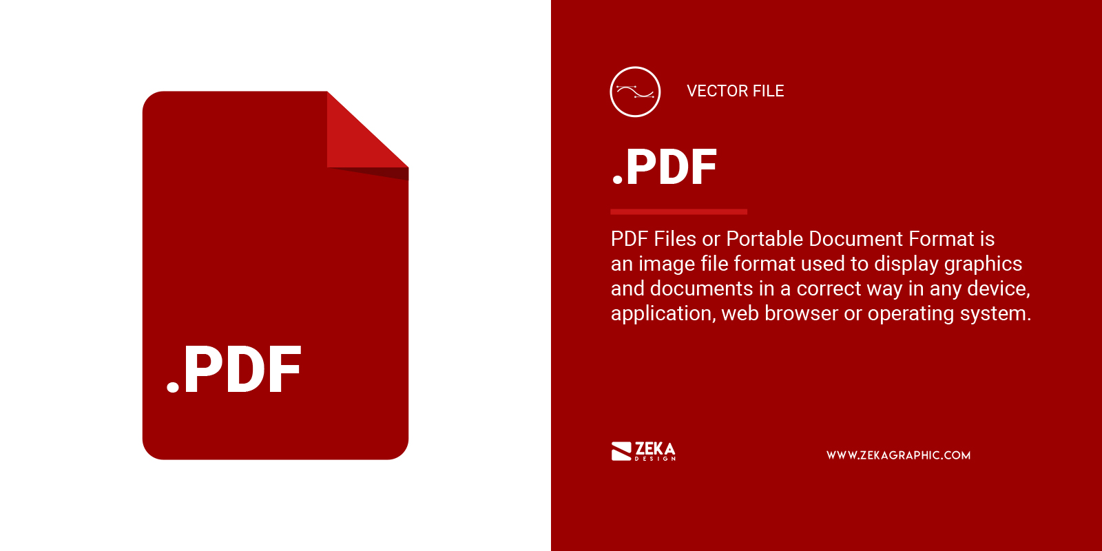PDF File Format in Graphic Design Explained