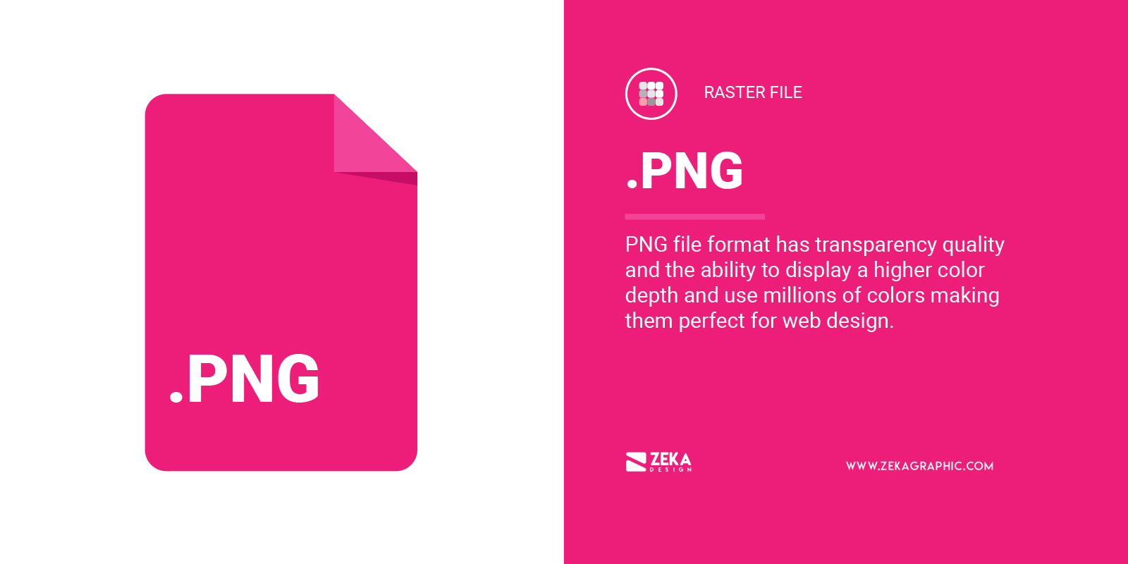 PNG File Format in Graphic Design Explained