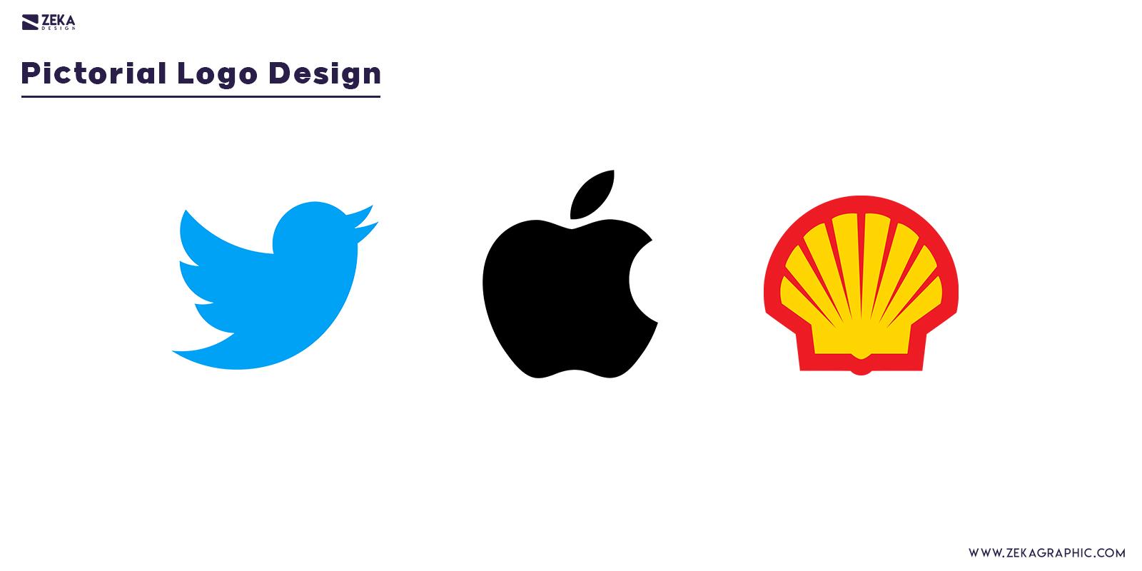 Pictorial Logo Design Type Graphic Design Blog Inspiration