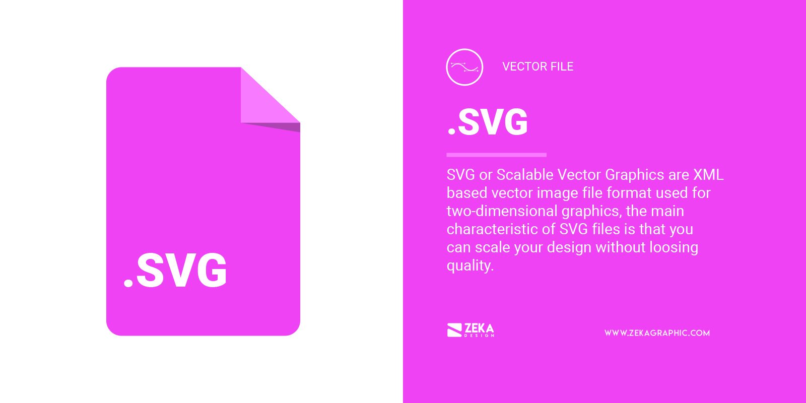 SVG File Format in Graphic Design Explained