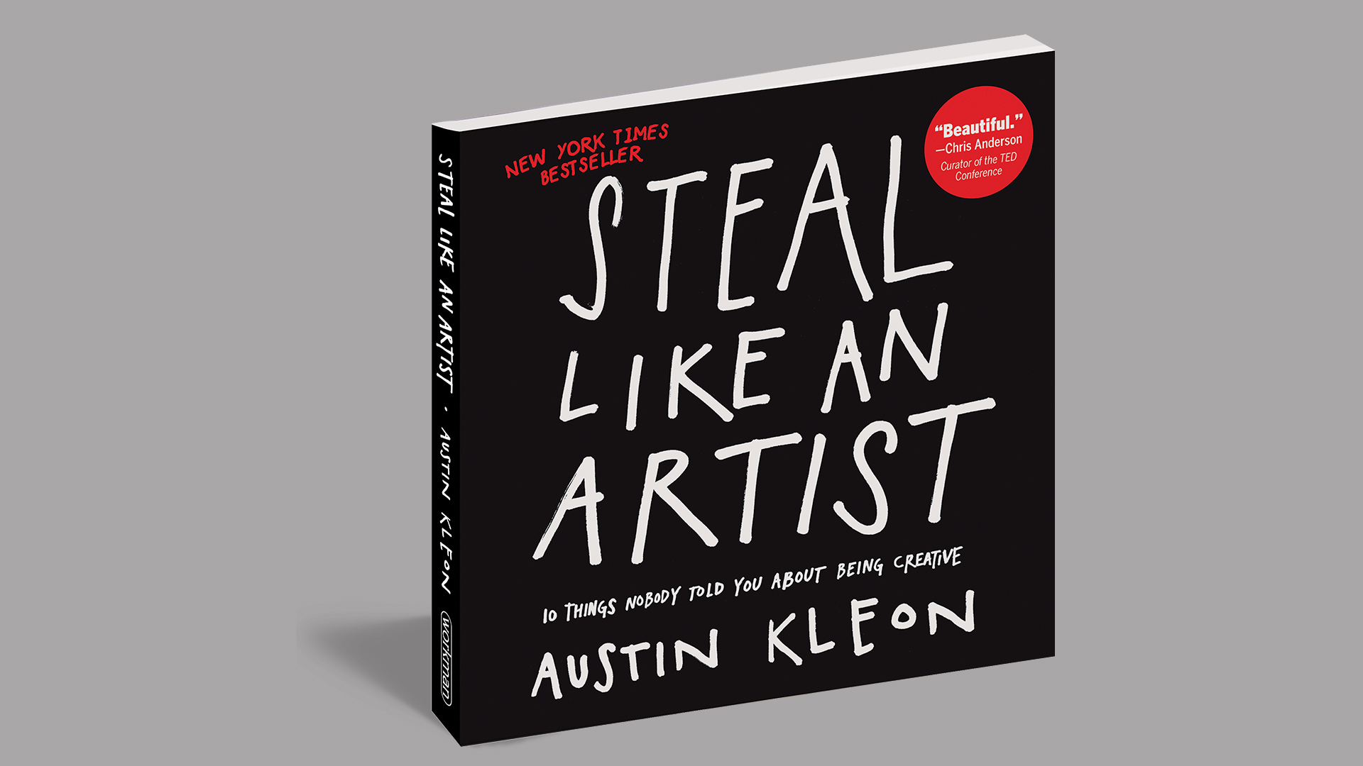 Steal Like an Artist Best Graphic Design Books