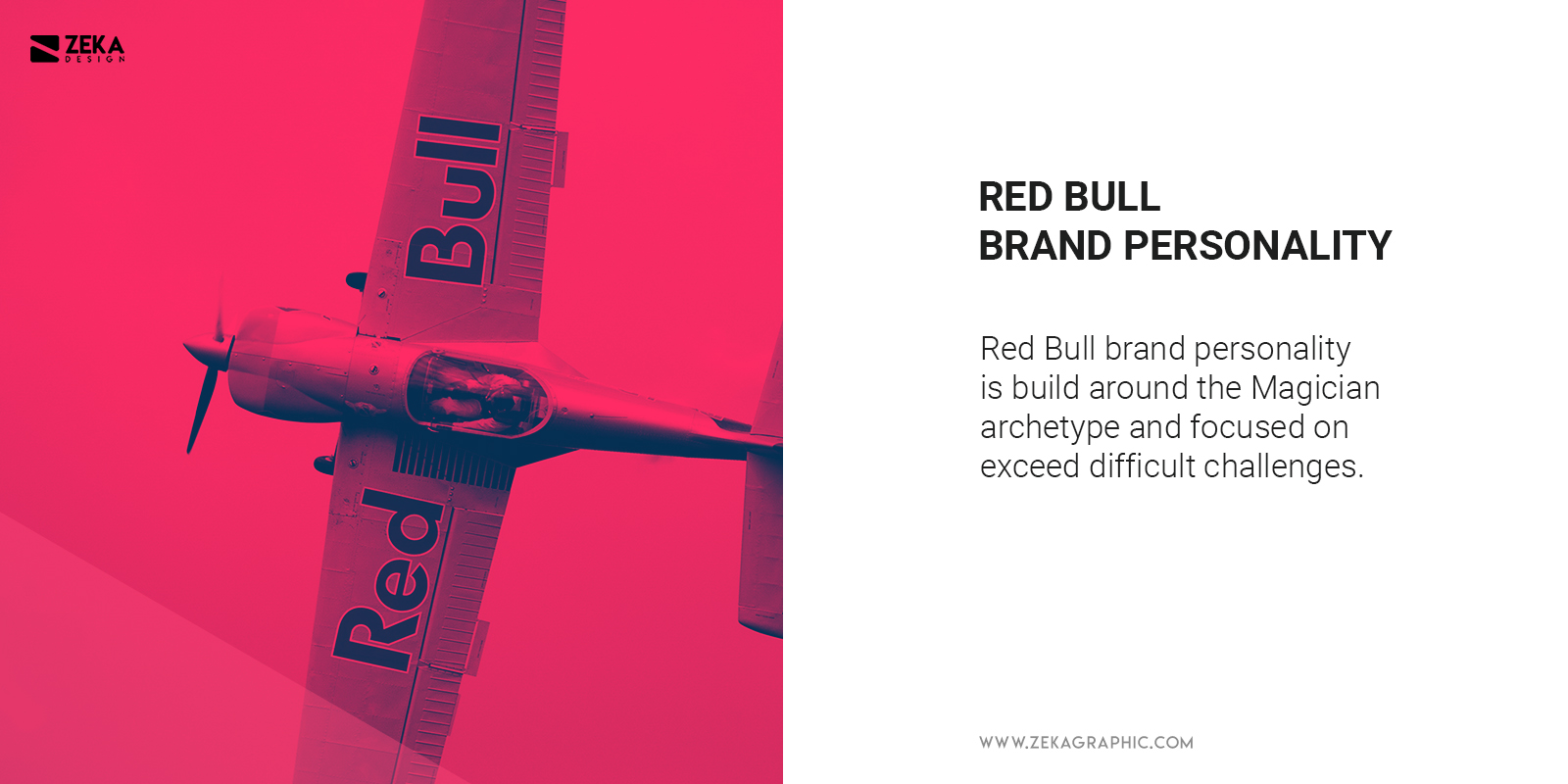 What is Red Bull Brand Personality Example