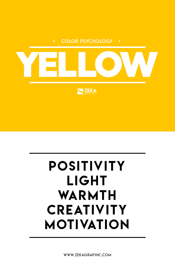 Yellow Color Meaning Graphic Design Color Theory Guide