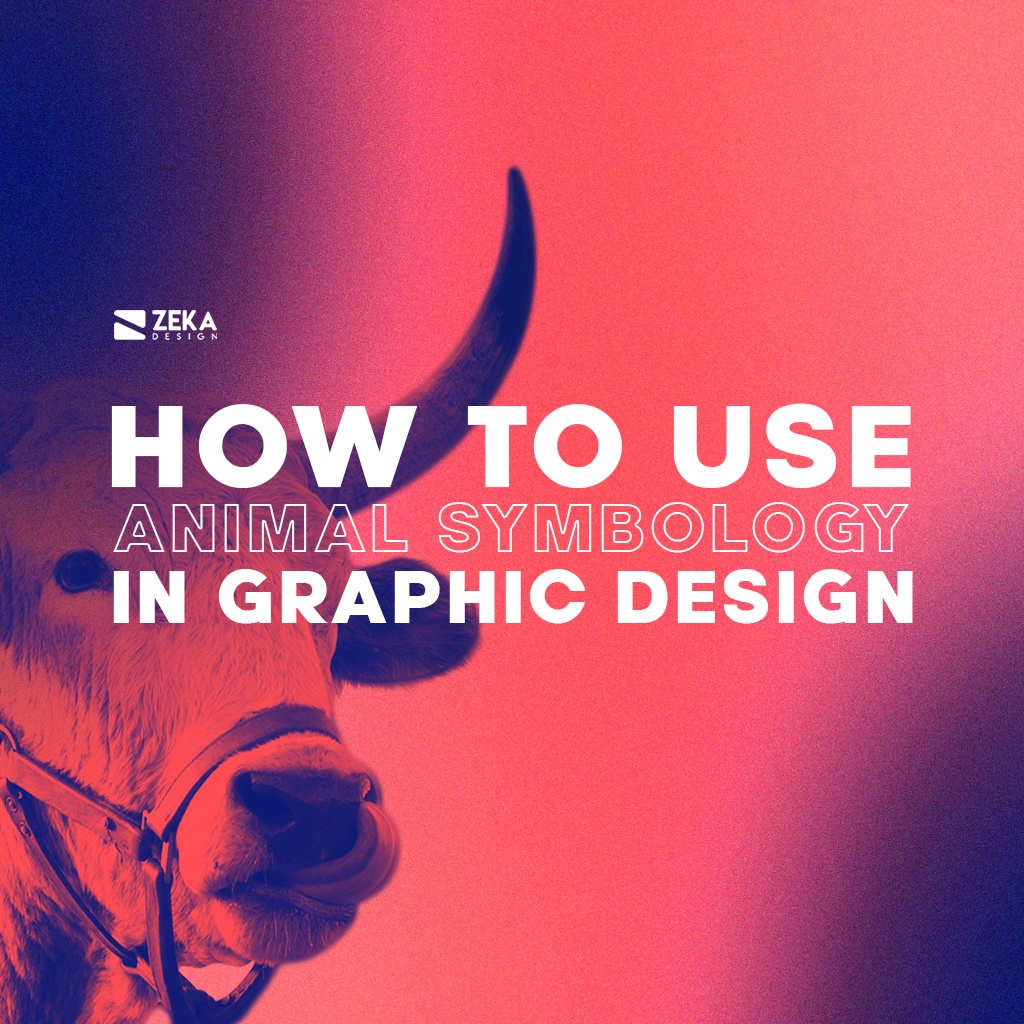 How To Use Animal Symbology In Graphic Design