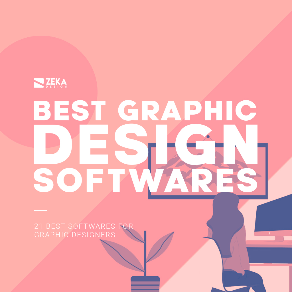 Best Graphic Design Softwares For Graphic Designers and Illustrators