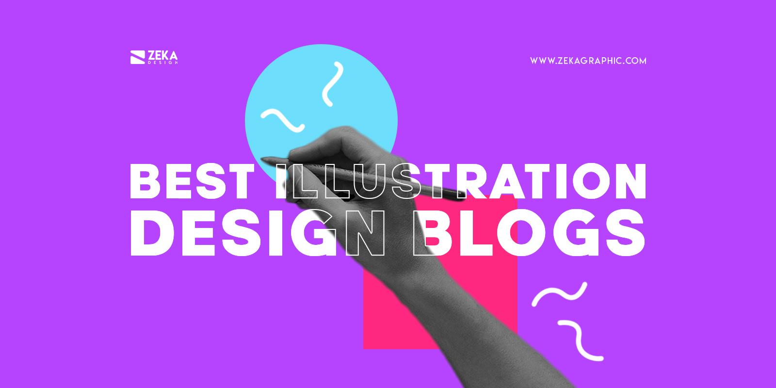 Best Illustration and digital art blogs