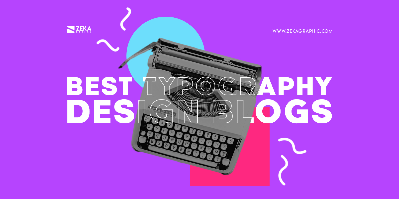 Best Typography Design Blogs Inspiration