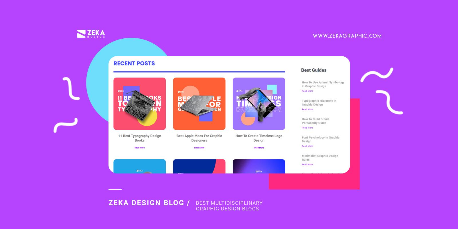 Zeka Design Blog Best Graphic Design Blogs