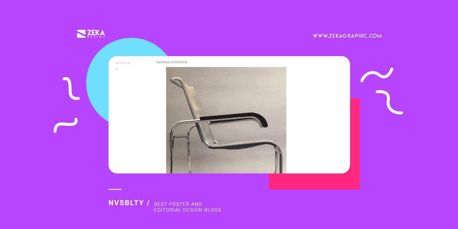 nvsblty Best poster and editorial design blogs