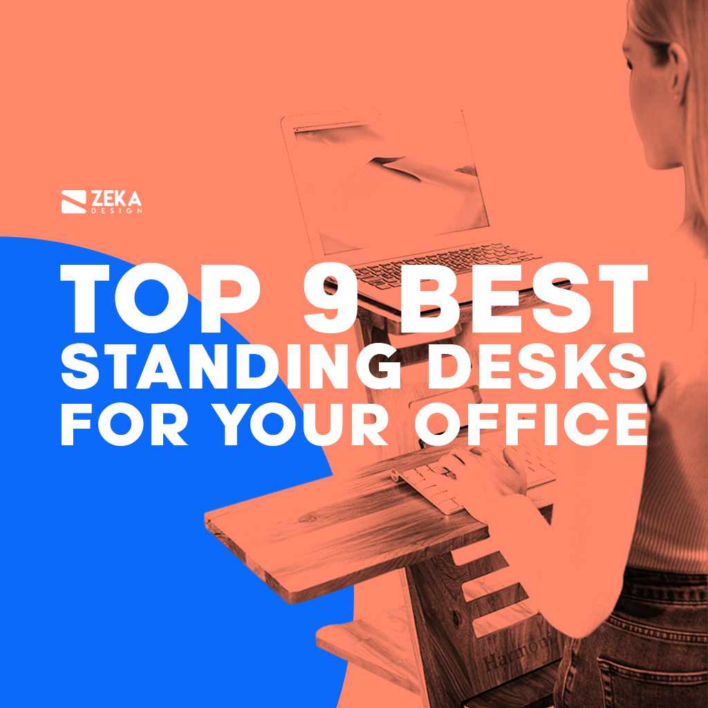 9 Best Standing Desk For Your Office