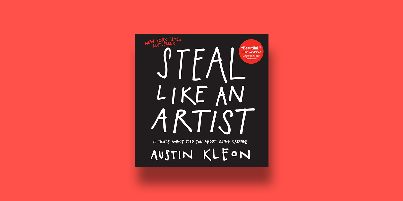 Steal Like An Artist Best Illustration Design Books