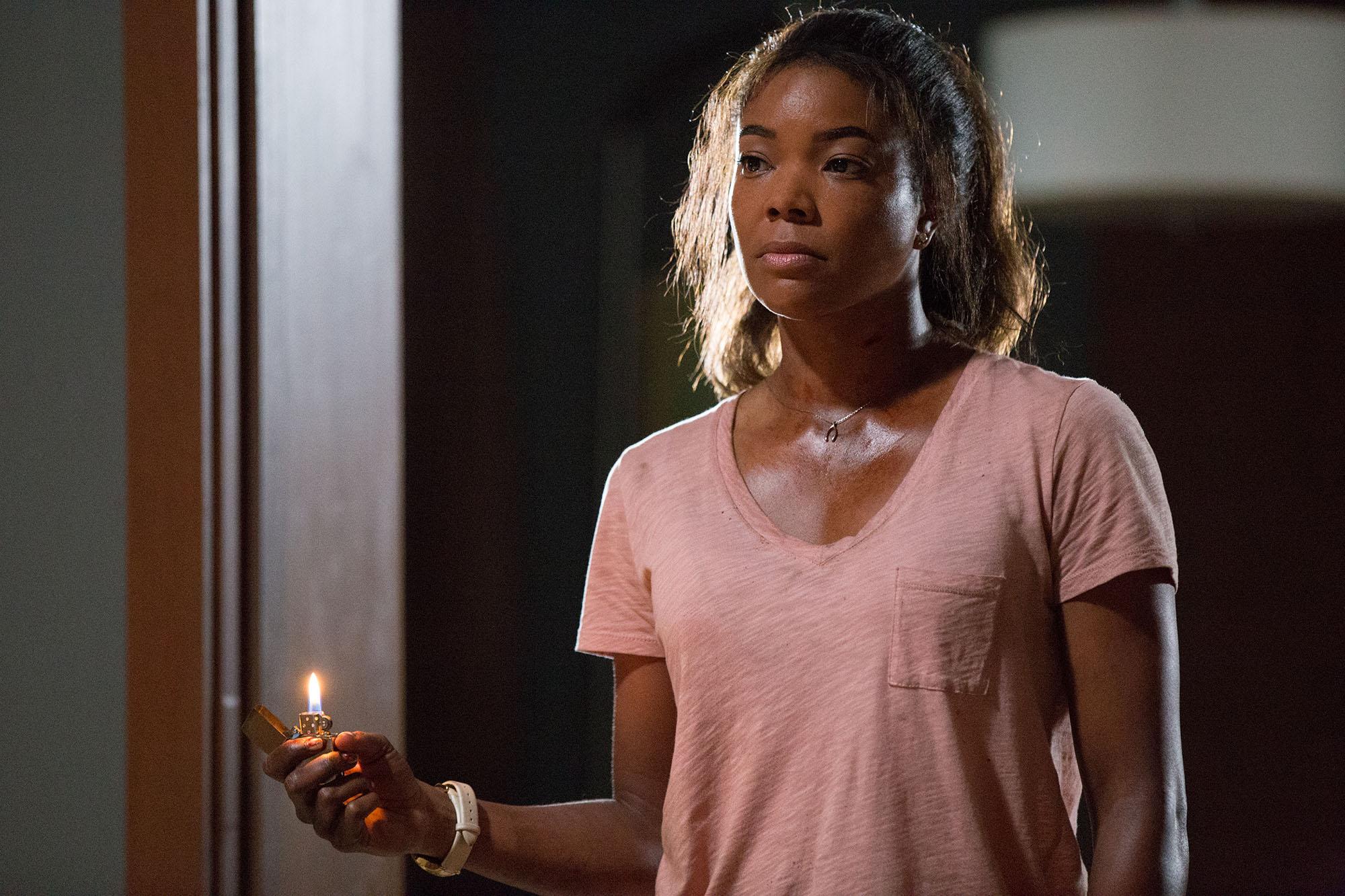 Gabrielle Union in BREAKING IN (2018)