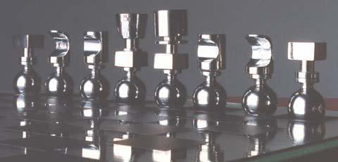 Chess Set Design