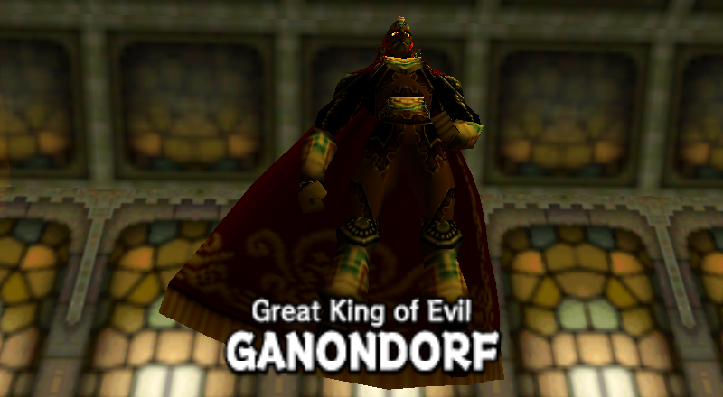 Image result for ganondorf ocarina of time battle