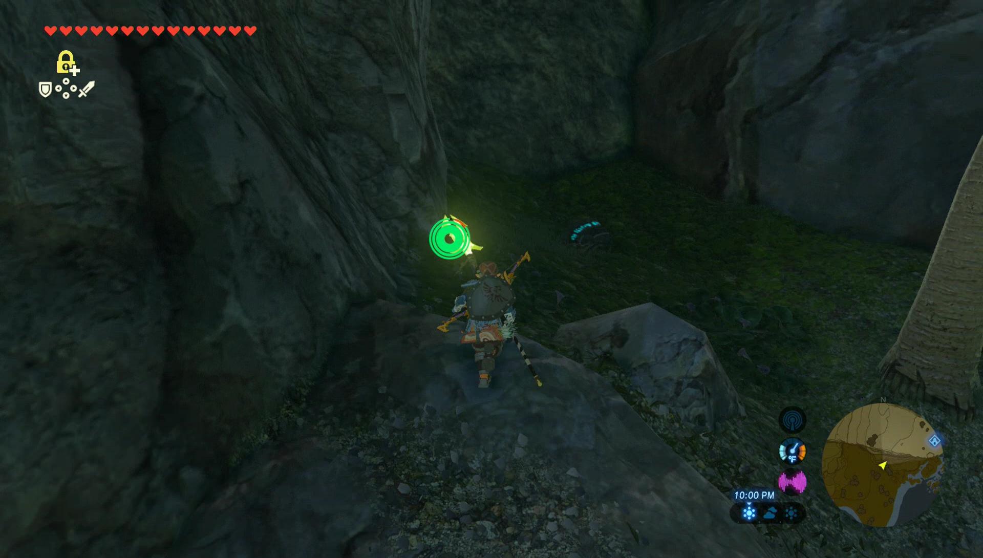 Kah Yah Shrine Guide - Zelda Dungeon