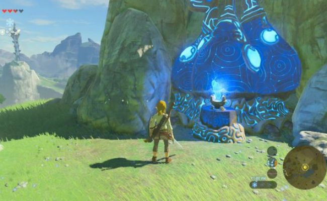 Breath Of The Wild Walkthrough Hateno Village Zelda