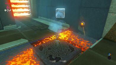 Kuh Takkar Shrine - Zelda Dungeon Wiki