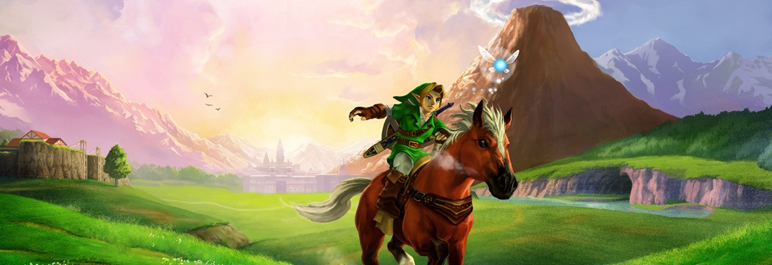 Image result for ocarina of time