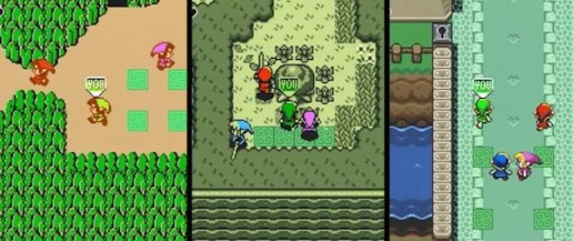 Travel through time and play multiplayer in classic stages