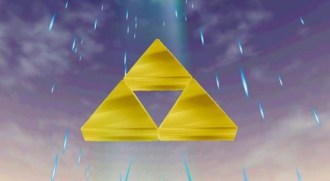 The Triforce is the ultimate symbol of balance