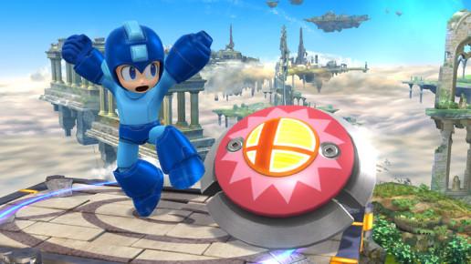 Super Smash Bros. 4 - Bumper
