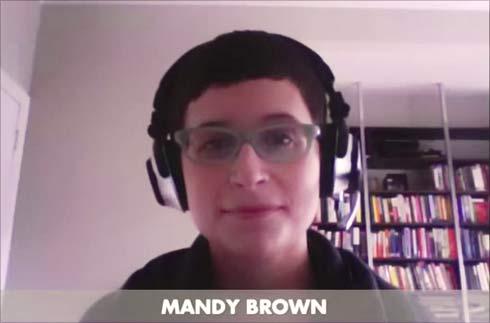 Mandy Brown (Typekit, A Book Apart) on The Big Web Show