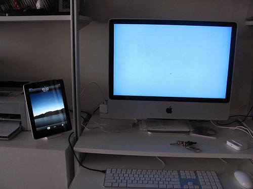 iMac cannot boot after installing Safari update.