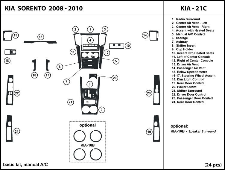 Kia Diagram Repair Manual
