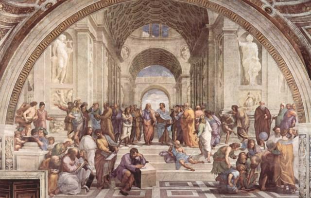 De school van Athene