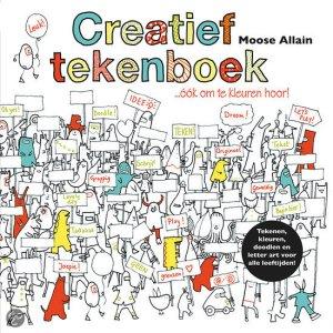 kleuren voor volwassenen - 4 leuke kleurboeken