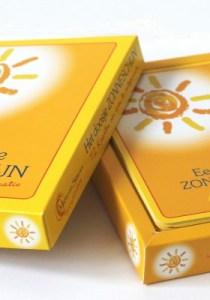 Het doosje zonneschijn