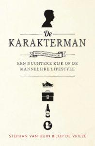Zelfhulpboek voor mannen: De karakterman