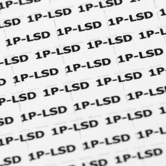 zelfmicrodoseren.nl - 1P-LSD 100mcg blotter