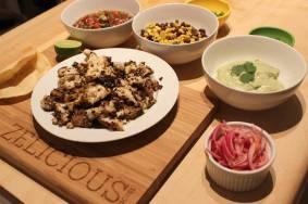 Cobia Fish Tacos