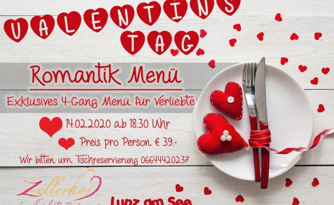 Valentinstag 2020 Restaurant Geburtstagsspruche