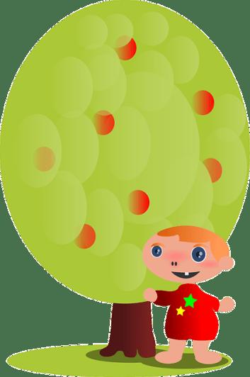 arbre enfant