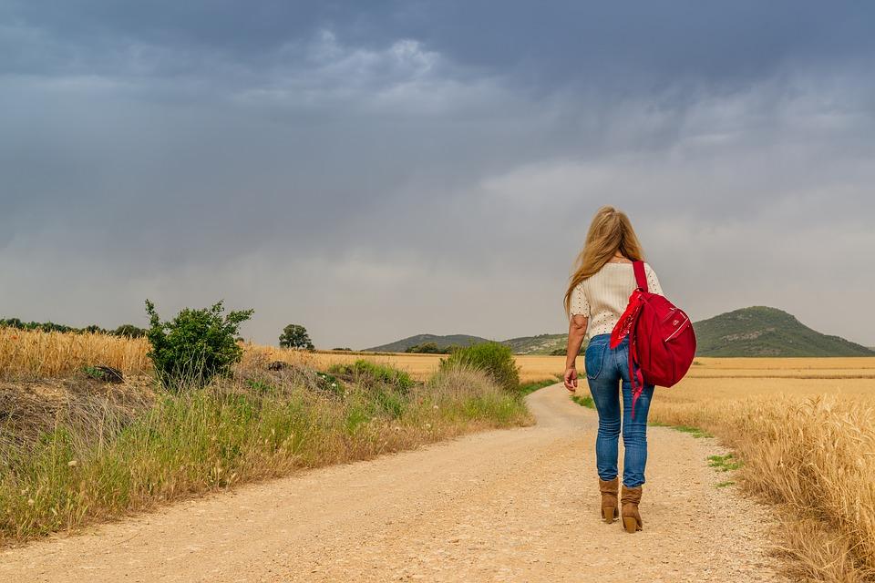 chemin femme