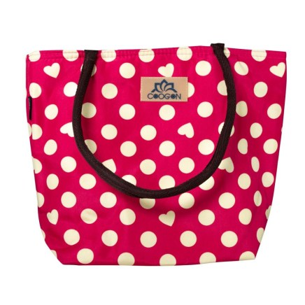 Sac Isotherme fantaisie Polka Dots Strawberry Grand - BM52 - 25€