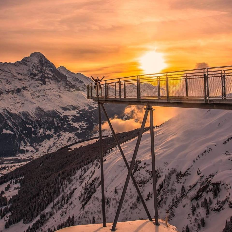 Grindelwald First - Top of Adventure