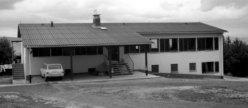 Das Essenshaus im Jahre 1962