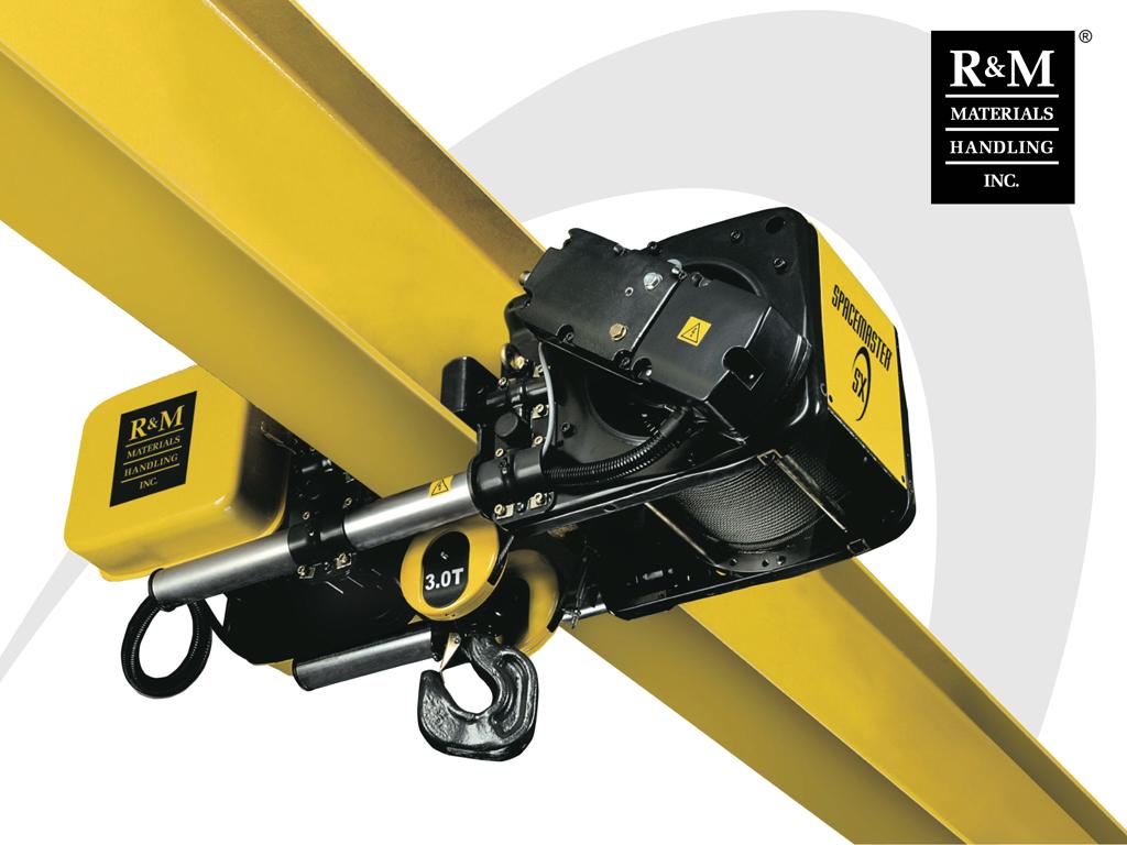 medium resolution of r m 3t hoist