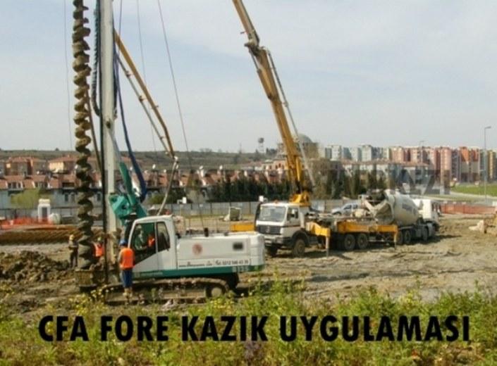 bored pile turkey company istanbul adana bursa antalya