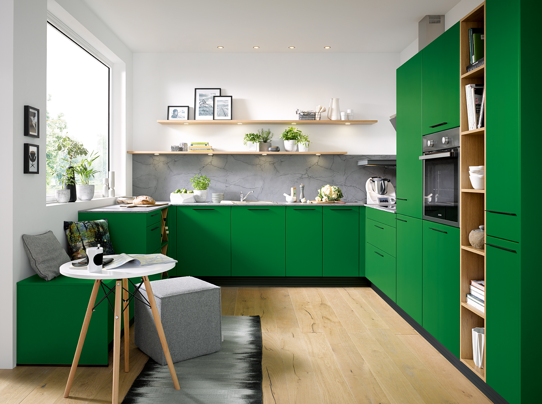 How To Make The Right Choice Of Floor To Ceiling Kitchen Cabinets