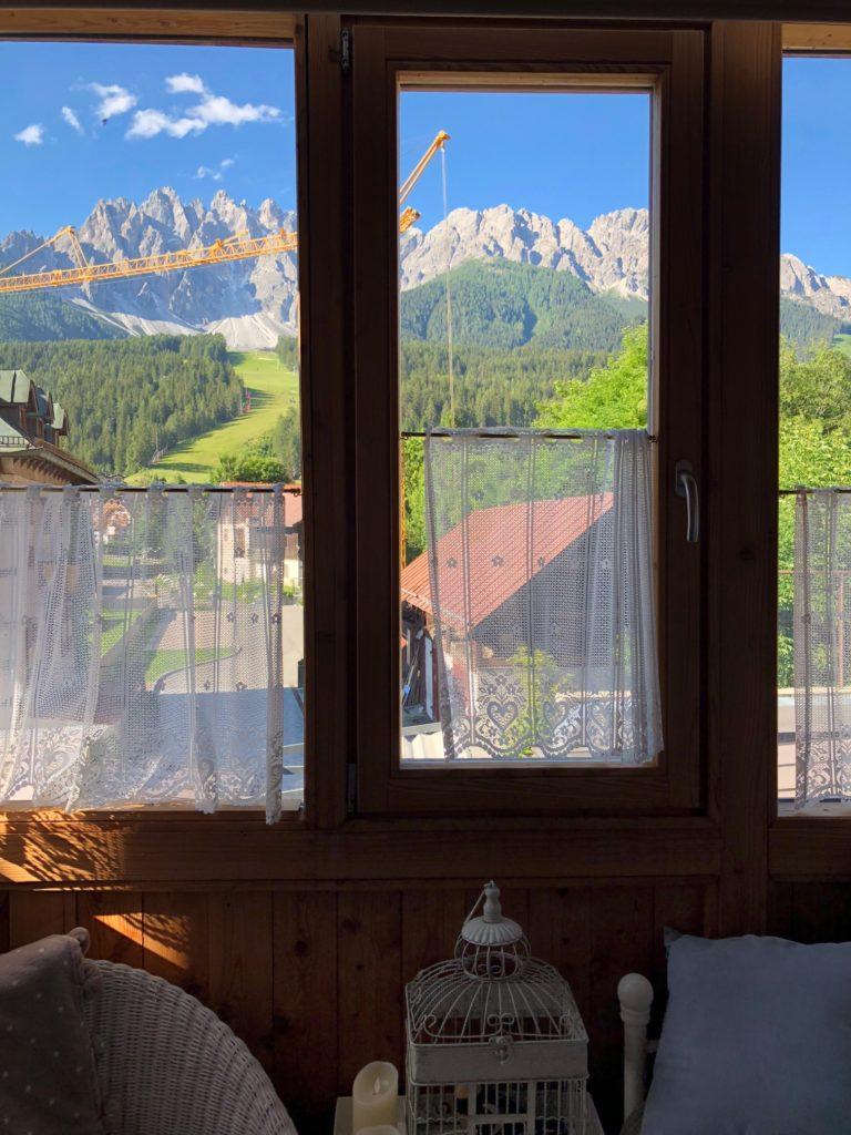 Hotel vista Dolomiti