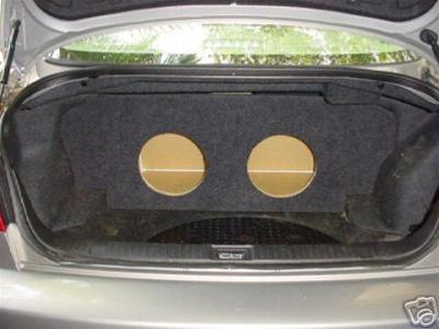 For Infiniti G35 Fuse Box Zenclosures Subwoofer Box For The Infiniti G35 Sedan