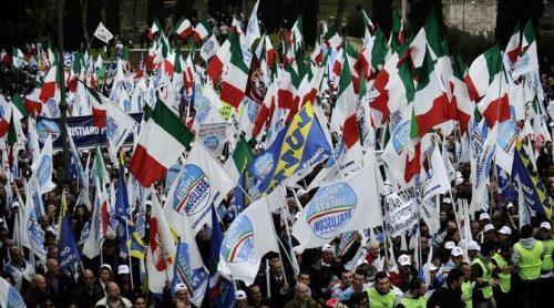 Politica nel caos/1: il centrodestra italiano e la fine del Berlusconismo