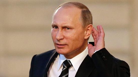 Politica Estera: tutti pazzi per Vladimir Putin