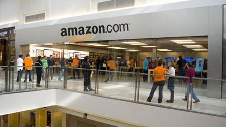 Amazon, circa 2000 assunzioni in tutta Italia