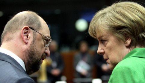 Elezioni tedesche, Merkel a rischio sconfitta: i tedeschi preferiscono Martin Schulz